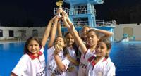 الارثوذكسي يفوز ببطولة الأندية للسباحة