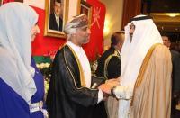 السفارة العمانية تحتفي بالعيد الوطني