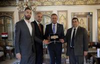 خوري يسلم مذكرة لسوريا بأسماء معتقلين أردنيين