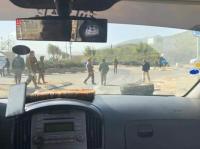 إغلاق حاجز حوارة بعد رشق مستوطنين لمركبات فلسطينية