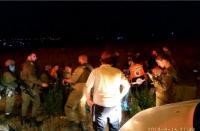 مقتل مستوطنة صهيونية بعملية دهس في نابلس