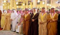 الديوان الملكي السعودي يعلن وفاة أمير