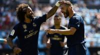ريال مدريد يفتتح موسمه بثلاثية ضد سيلتا فيغو