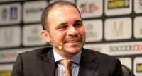 الأمير علي يؤكد سعيه الدائم لتطوير الكرة الأردنية والارتقاء بها