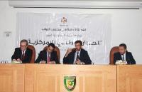 إدارية النواب تلتقي مجلس محافظة البلقاء