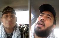 داعش تنشر تسجيلا مصورا لمنفذين عملية الاهواز - فيديو