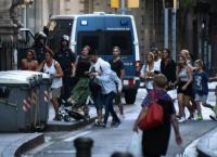 ارتفاع عدد قتلى هجوم برشلونة إلى 14