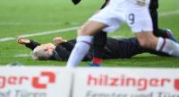 لاعب يعتدي على مدربه في الدوري المصري