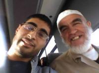 شاب يعثر على الشيخ رائد صلاح داخل حافلة
