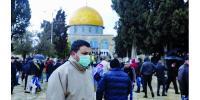 91 اصابة جديدة بكورونا في القدس