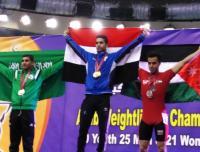 الاردن يحصد 6 ميداليات برونزية في البطولة العربية لرفع الأثقال