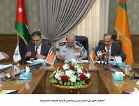 تعاون بين الدفاع المدني وجامعتي الأردنية والبلقاء التطبيقية