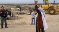 الاحتلال يهدم قرية العراقيب