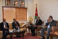 الرزاز: بحاجة لبناء تكتل اقتصادي بين العراق ومصر