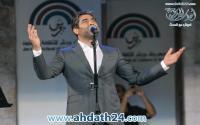 بالصور  ..  حفل وائل كفوري في مهرجان جرش
