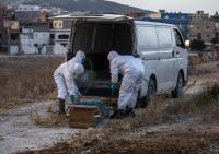 بلدية الكرك توضح حول دفن وفيات كورونا