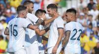 الأرجنتين تكتسح الإكوادور بسداسية - فيديو