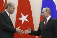 اتفاق بين بوتين واردوغان حول العمليات في إدلب