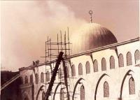 نصف قرن على إحراق المسجد الأقصى