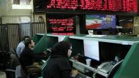 """بورصة طهران تتجاهل الغاء """"الاعفاءات الاميركية"""""""