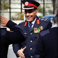 الحمود يلتقي رئيس بعثة الصليب الأحمر في الأردن