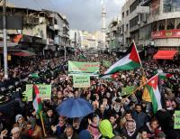 """ما هي تحركات الشارع الأردني بعد قرار الضم """"الإسرائيلي""""؟"""