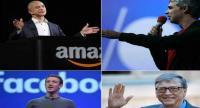 من هو أغنى مليارديرات التكنولوجيا لعام 2018؟