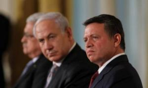 نتنياهو يحرج الأردن
