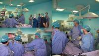 """اجراء عملية """"قسطرة كبد نوعية"""" بمستشفى الملك المؤسس"""