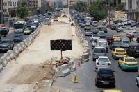 تسريع العمل بالباص السريع بين عمان والزرقاء