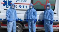 مسح وبائي لعمارتين باربد اثر اصابة 13 شخصاً فيهما