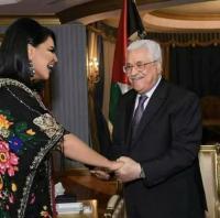 """هجوم على عباس لدعمه """"ارب ايدول"""""""