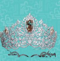 5 مليون دولار تكلفة تاج ملكة جمال الكون - فيديو