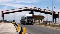 """تشغيل 1200 شاحنة لإستعادة نشاط التصدير عبر """"جابر"""""""