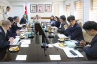 الجمارك الكورية تطلع على تجربة الجمارك الأردنية