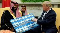ترامب يهدد: رسوم جمركية على نفط السعودية