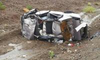 وفاة خمسيني بحادث تدهور في معان