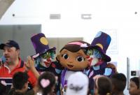 تكية أم علي تحتفل بالعيد مع أطفال الأسر المنتفعة من برامجها