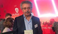 إبراهيم نصر الله يفوز بجائزة البوكر