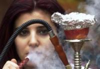 اصابات الجهاز التنفسي وتدخين الأرجيلة لدى الشباب