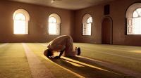 المفرق : لص يسرق  2000 دينار من مسجد