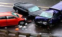 3 إصابات بحادث تصادم في الشميساني