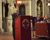 افتتاح مؤتمر تاريخ وآثار الأردن في إيطاليا