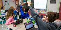الصين ..  اللجوء للتعليم المدرسي الإلكتروني خوفاً من الكورونا