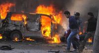 4 إصابات بانفجار سيارة في اللاذقية