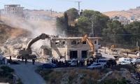 الاحتلال يهدم 4 منازل قيد الإنشاء في الطيرة