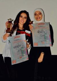 طلبة البترا يفوزون بجائزتين بمسابقة دار الأوبرا المصرية