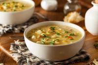 حساء يساعد على خسارة الوزن
