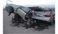 4 وفيات بحادث سير على الصحراوي