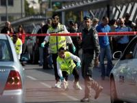 إصابة 4 إسرائيليين بعملية طعن في ''تل أبيب''